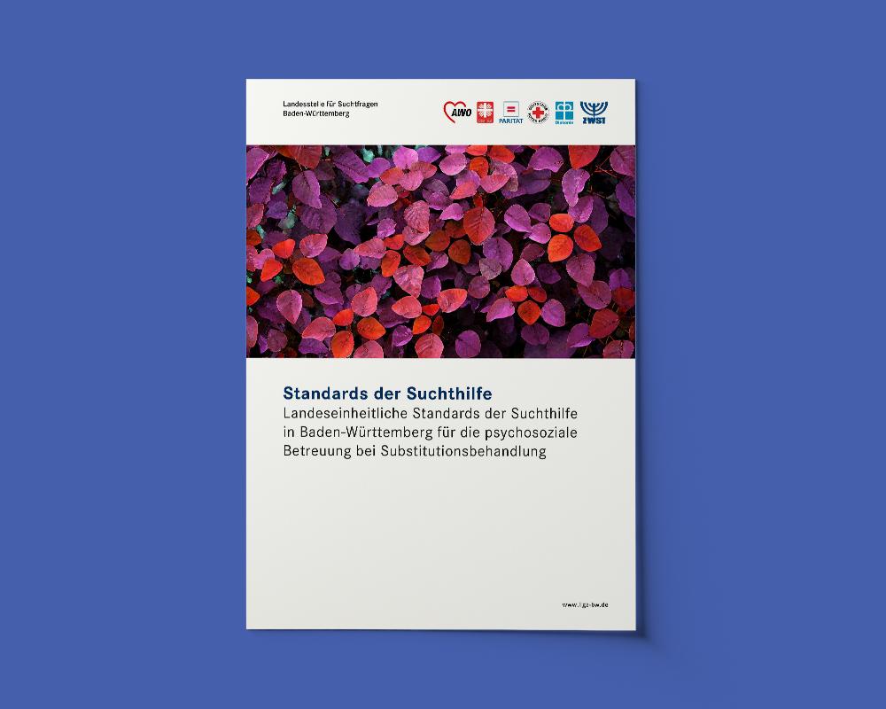 Standards der psychosozialen Betreuung bei Substitutionsbehandlung