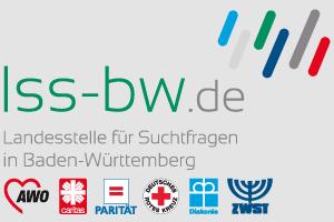 Landesstelle für Suchtfragen in Baden-Württemberg Logo